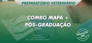 preparatório veterinário combo e pós-graduação